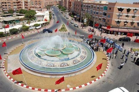 تقرير يبوئ سكان جهة العيون صدارة المداخيل السنوية بالمغرب