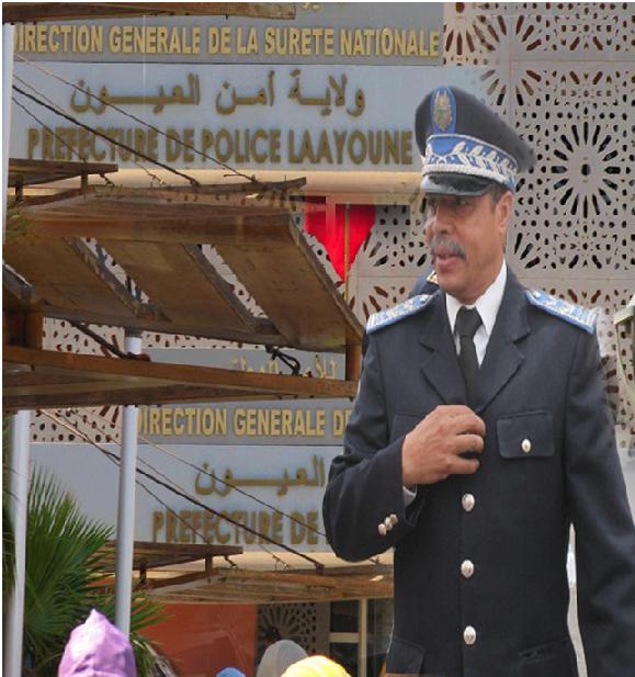 والي العيون يشرف على افتتاح مفوضية الشرطة بمدينة المرسى