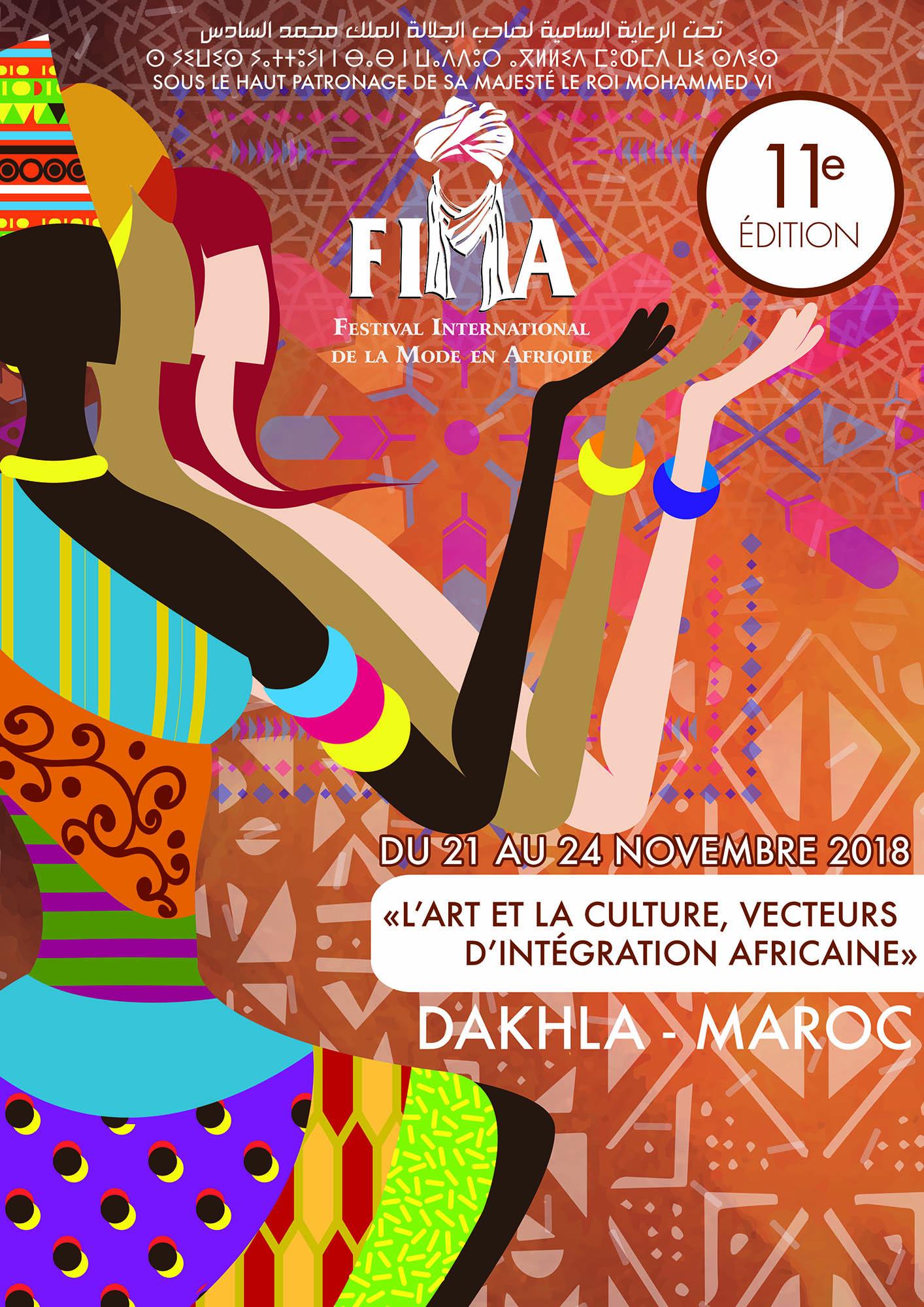المهرجان الدولي للموضة بإفريقيا: الذكرى الـ 20 والأولى بالمغرب!