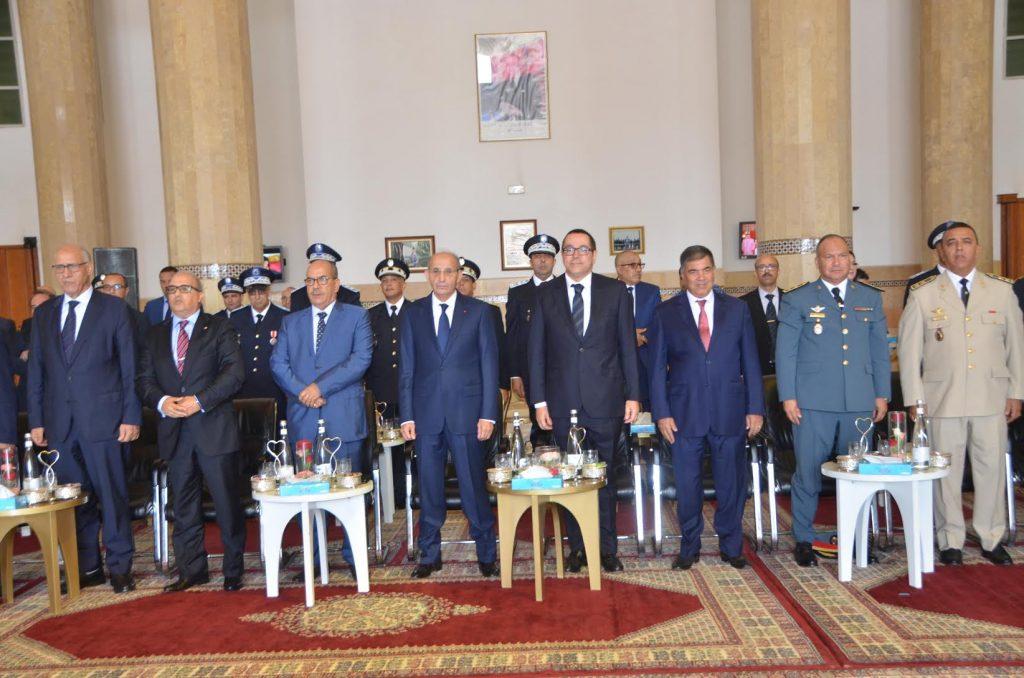 أكادير: محكمة الاستئناف تخلد الذكرى الـ 20 لعيد العرش المجيد