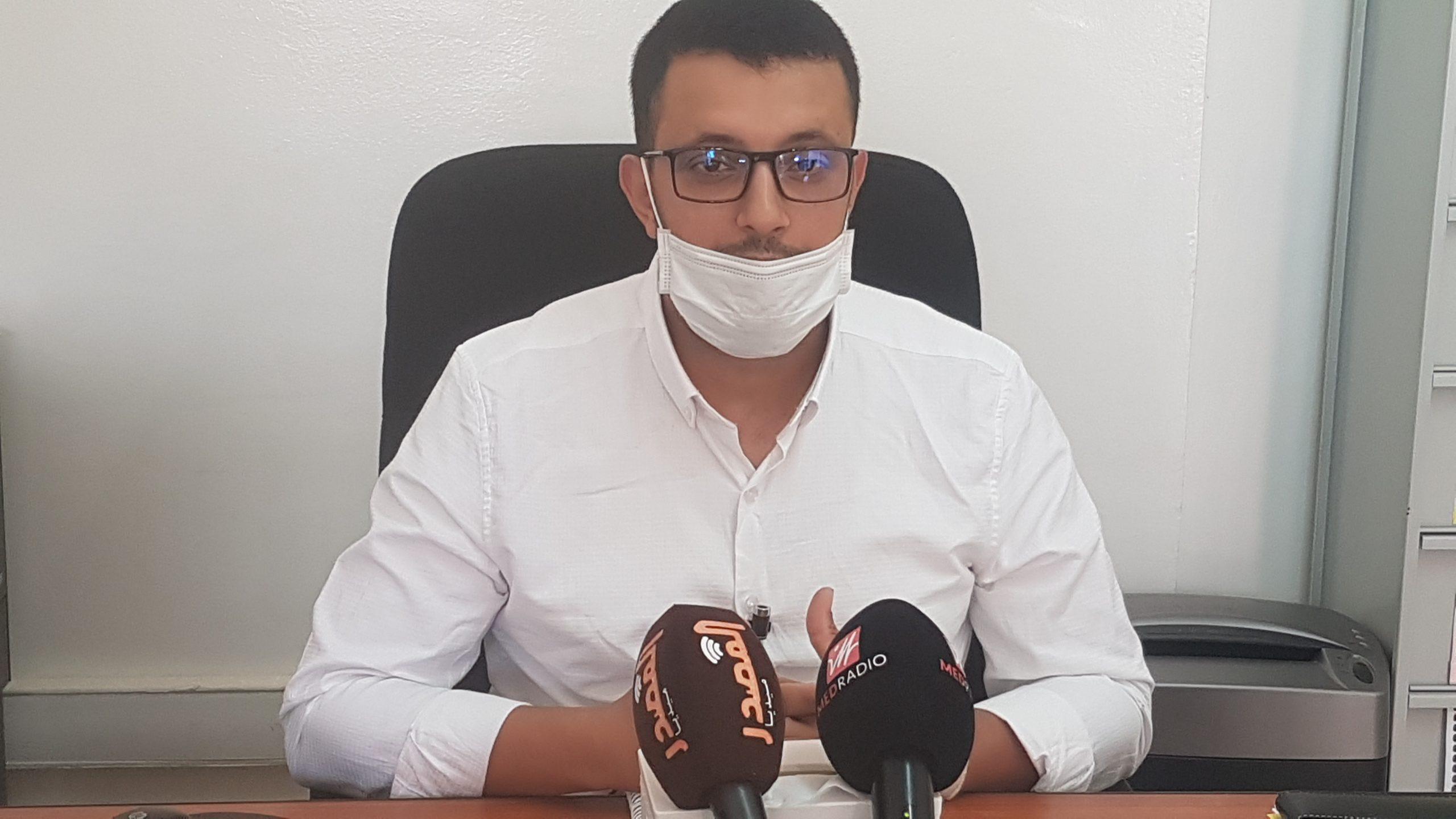 بالفيديو هاشنو قال رئيس المركز الاقليمي للامتحانات بالعيون حول عدد المراكز والمترشحين باكالوريا الدورة العادية 2020