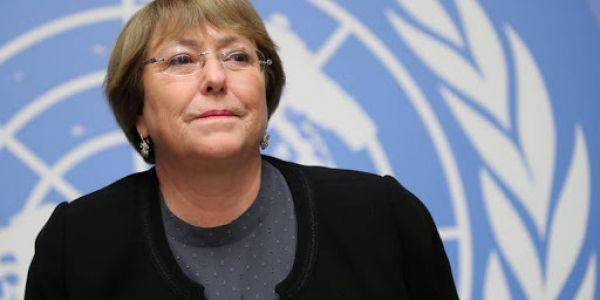 المفوضة السامية لحقوق الإنسان : يواصل متابعة ومراقبة الوضع الحقوقي في الصحراء عن بعد.