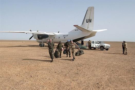 الأمين العام للأمم المتحدة يشيد بالتعاون الكامل بين المغرب وبعثة المينورسو