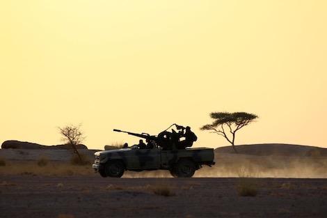 """غوتيريش يفضح خروقات """"الجبهة"""" بنقل أسلحة ثقيلة للمنطقة العازلة"""