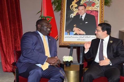 هايتي تعلن فتح قنصلية  بالداخلة