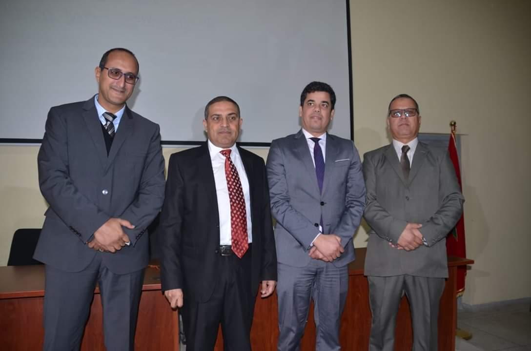 تنصيب الدكتور علي الهواري مديرا جديداعلى رأس المديرية الجهوية للصحة لجهة العيون الساقية الحمراء