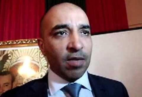 الموت يفجع رئيس المجلس الاقليمي للطرفاية