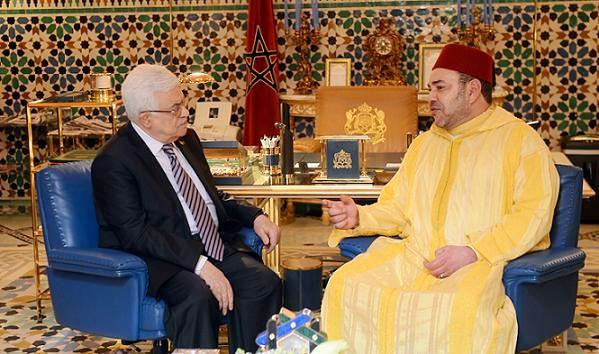 الملك محمد السادس: المغرب يضع دائما القضية الفلسطينية في مرتبة قضية الصحراء المغربية..