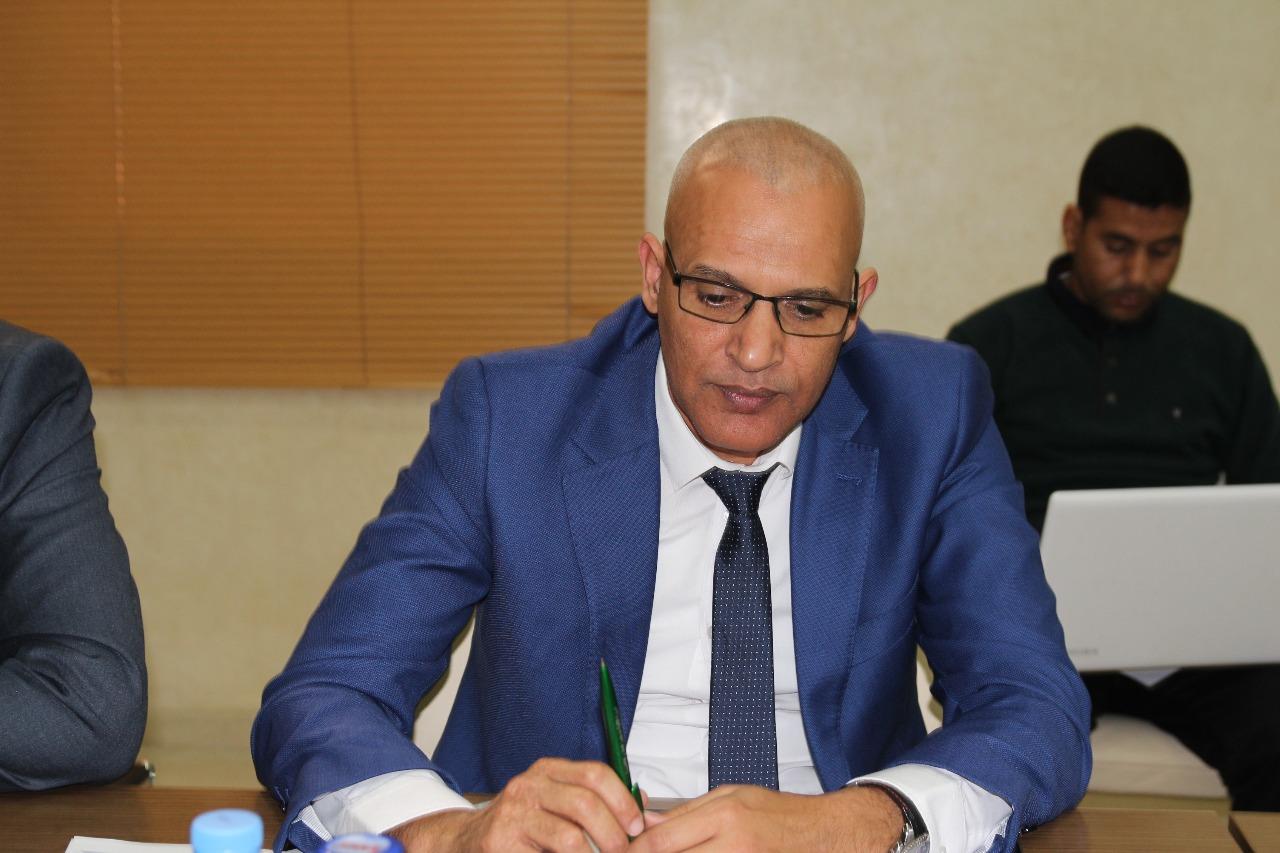 وزارة امزازي تجدد ثقتها في الاستاذ التوبالي محمد البشير مديرا إقليميا بالعيون