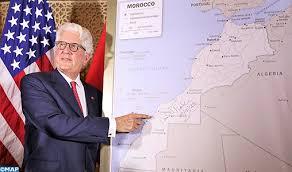 ترويج الدبلوماسية لخرائط مغربية الصحراء يثير فزع الخارجية الجزائرية