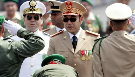 الملك محمد السادس ينوه بالتفاعل السریع للقوات المسلحة في الكركرات