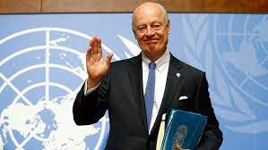 الأمم المتحدة تعين دي ميستورا مبعوثا خاصا للصحراء الغربية بعد رفض المغرب والبوليساريو 12 مرشحا